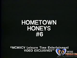 Karups hometown amateur present - Hometown honeys 6 1995 us vintage porn movie