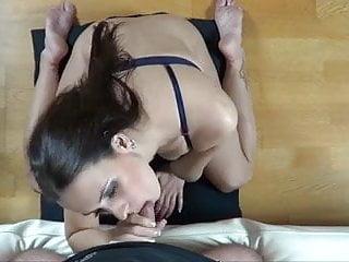 Mea erotic Mea melone blowjob