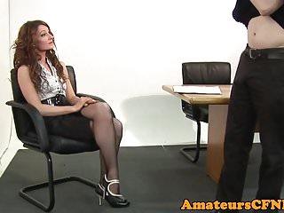 Pure cfnm lingerie Pussylicked cfnm femdom babe cockriding sub