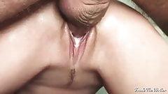 amateur I cum twice inside my wife's tasty pussy anal orgasem