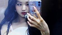 IZONE Wonyoung cum tribute