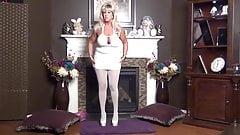 Blonde Easter Bunny