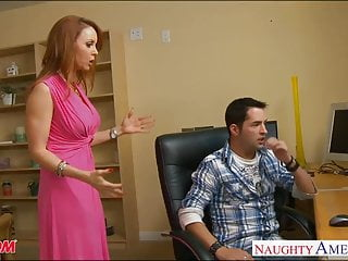 Janet jsckson naked Firm bodied redhead mom janet mason gets fucked