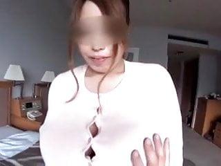 Shemale tittyfucking girl - Busty japanese kaori tittyfuck
