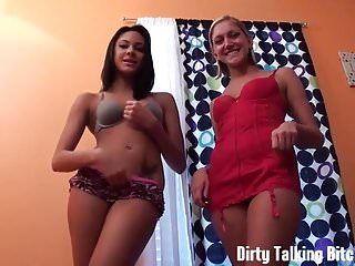 Girls want jerk off - You can jerk off to our 18yo asses if you want joi