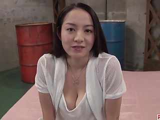 Romance porn videos Anna mihashi deals cock up the pussy in hot romance