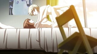 Aki Sora anime fanservice compilation