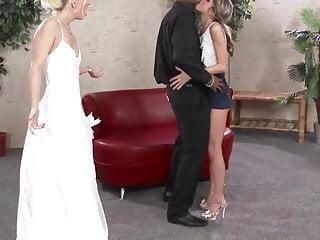 The bride porn video Bbc for the bride