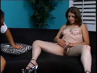 Hot chick tits Hot chick cant resist a big cock