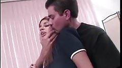 STP3 Sweet Innocent Teen Enjoys Her First Fuck !