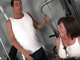 Im gonna fuck your mom - Hot moms gonna make your ass workout hard