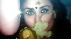 sexy bebo tributed nd spitted on her face