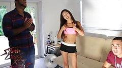 Latina Fitness Teen ANAL Sextape