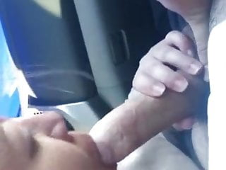 Asians swallowing cum Bbw asian milf swallowing cum in car