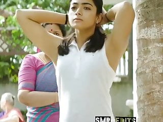 You tube kannada sex - Rashmika mandanna yummy armpits show kannada telugu actress