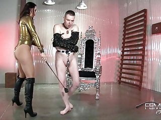 Wet the sexy empire hint Femdom empire chanel preston chastity