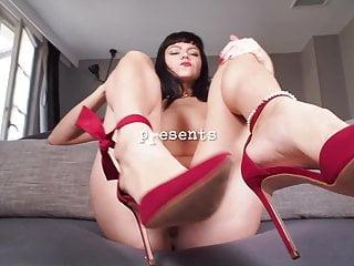 Massage orgasm foot massage Milked by devine feet