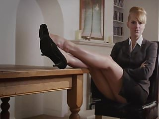 Femdom roleplay execution The senior executive milf boss
