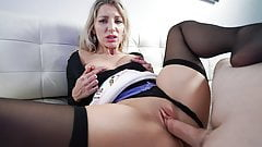 PervMom - Big Ass MILF Cheating With StepSon