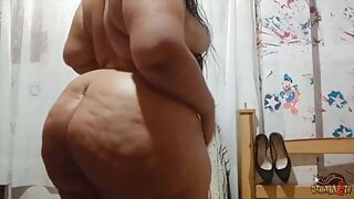 Huge ass for free, bbw Camila