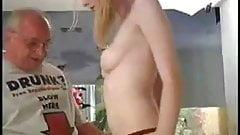 Teen Marketa Brymova  Fucks An Old Man