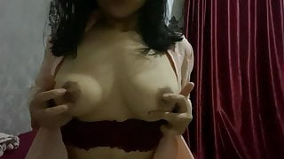 philippino girl doing camsex with online BF skype-p1