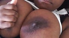 Black Tits Melly