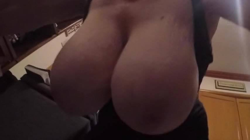 Blonde Big Natural Tits Pov