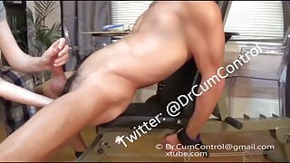 DC1-029 Dr. CumControl - One of my classic videos. Made him