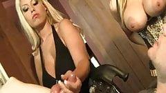 two big tits Barbies empty slave balls