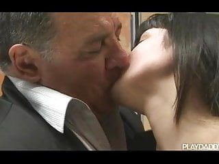 Hairy gay young men Two old men fucks a young horny whore