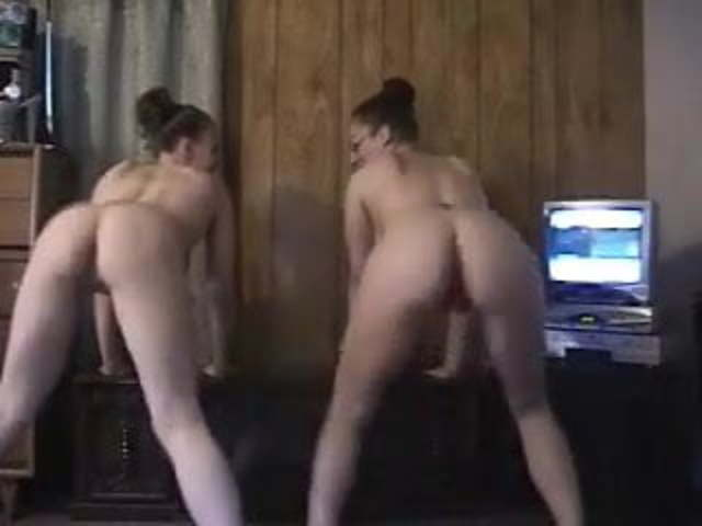 Amateur Teen Naked Twerk