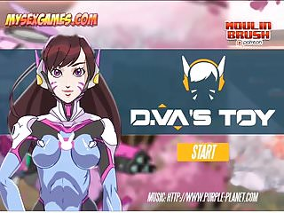 Cartoon sex pron game - D.vas toy - sex game recording