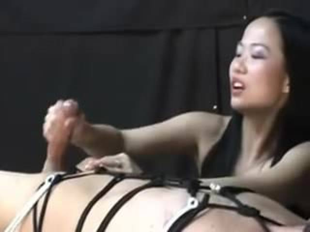 Asian Massage Handjob Cumshot