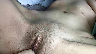 Hot girl filmed cum video for boyfriend