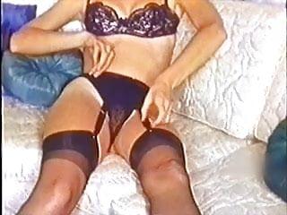 Vintage nylons you tube Daytripper - vintage nylons redhead stockings tease