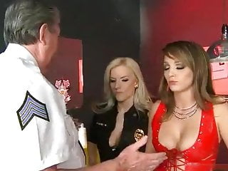Sexy cops sex Prostitute trains sexy cop