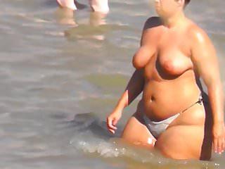 Special bras saggy boobs - Spy beach mature gilf saggy granny special wet pussy