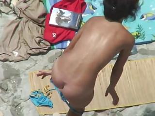 Milf videos beach fun Beach fun