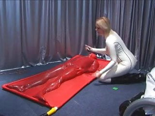 Latex foam rubber Nice hot rubber sex