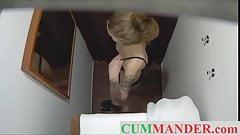 Немецкая дама не принимала секс