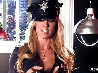 Sexy male cops Sexy cop capri cavanni