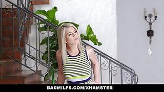 BadMILFS - Sexy Redhead and Blonde MILF Tag Team A BWC