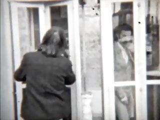 Vintage phone booth - Phone booth affair