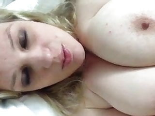 Lesbo orgasims Girl with huge tits has orgasim