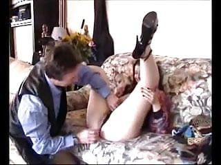 Initiation clit Jeune fille chatte poilu initie a la sodomie