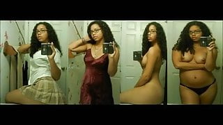 AFRICAN AMERICAN AMATEUR GIRLS DRESSED UNDRESSED PICS PART6
