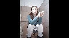 Spy cam - Public Bathroom (10)