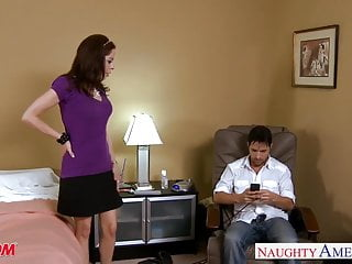 Big tits kora Gorgeous mom kora peters take cock