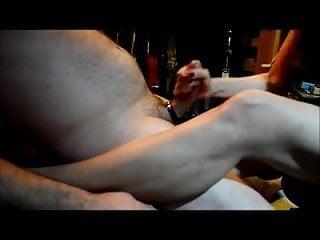 Hentai formu m - Femdom handjob by mistress m